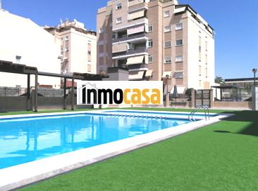 Se vende piso con terraza