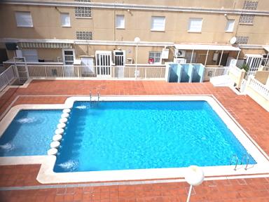 Precioso duplex con piscina